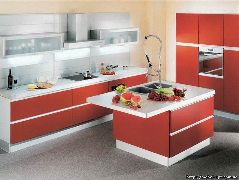Дизайн кухни 5 на 3