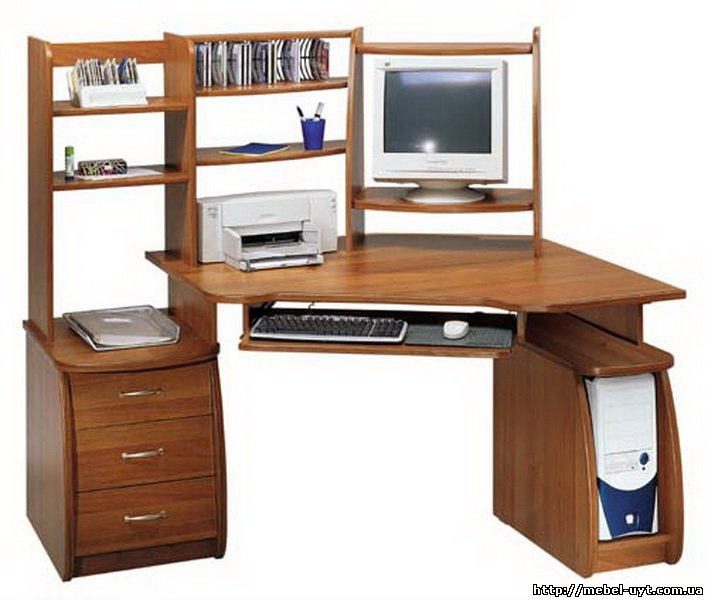 Купить компьютерный стол недорого в москве от производителя .